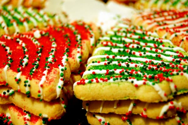 Holiday Cookie and Candy Tour