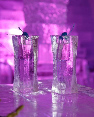 Canada's Ice Hotel: Hôtel de Glace