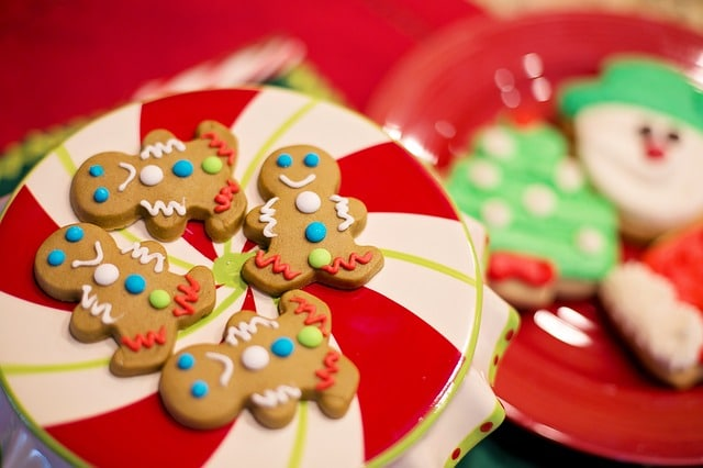 Gingerbread men were a favourite of Queen Elizabeth I of England. (Photo Credit: Pixabay)