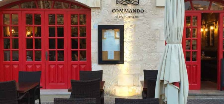 Restaurant: Commando – Mellieħa, Malta