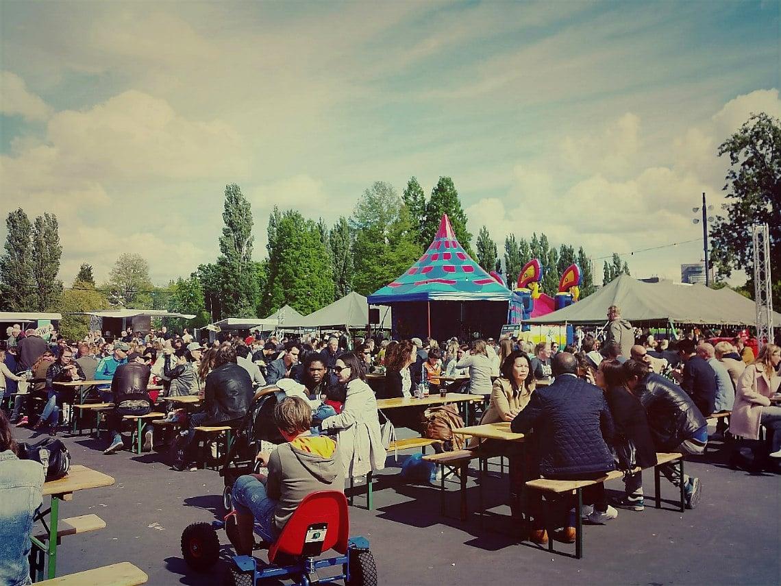 Piccalilli Food Camp in Rotterdam