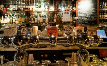 Bar: De Paas – The Hague, the Netherlands