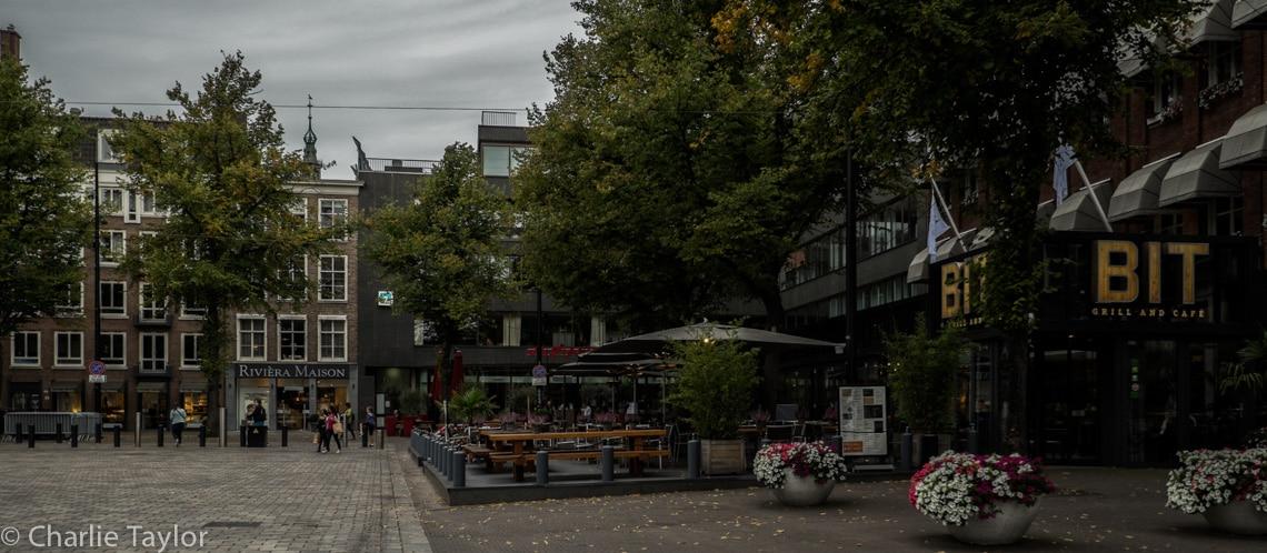 Buitenhof, the Hague/Den Haag