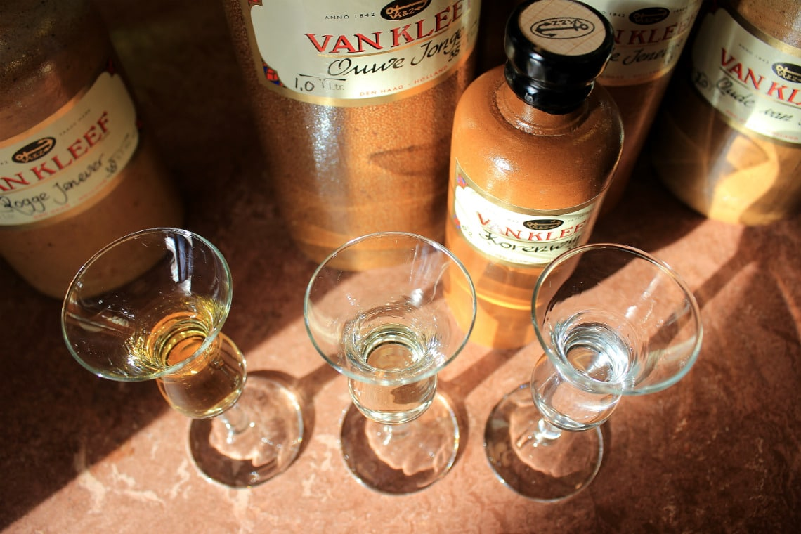 Jenever samples
