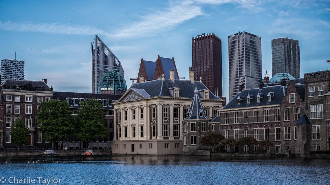 The Impressive Mauritshuis from Hofvijver