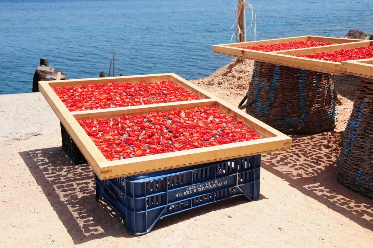 Santorini Sundried tomatoes