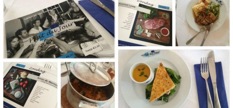 Restaurant: Mon Plat Du Jour – The Hague, the Netherlands