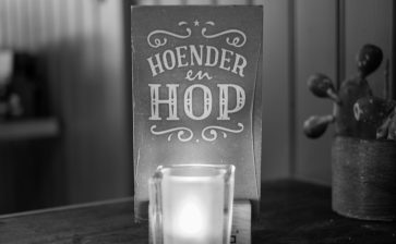 Restaurant: Hoender en Hop – The Hague, the Netherlands