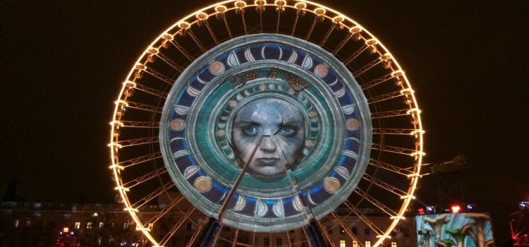 Magic Takes Over Lyon During the Lights Festival