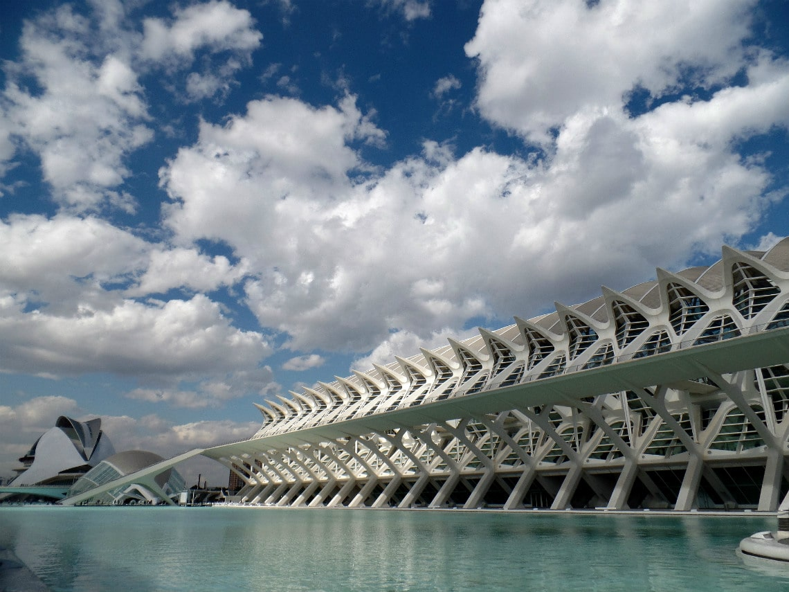 City of Arts and Sciences building complex