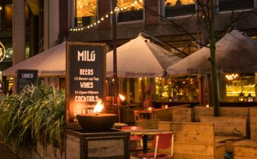 Restaurant: Milu – The Hague, the Netherlands