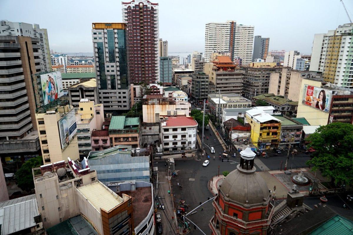 Manila Binondo View