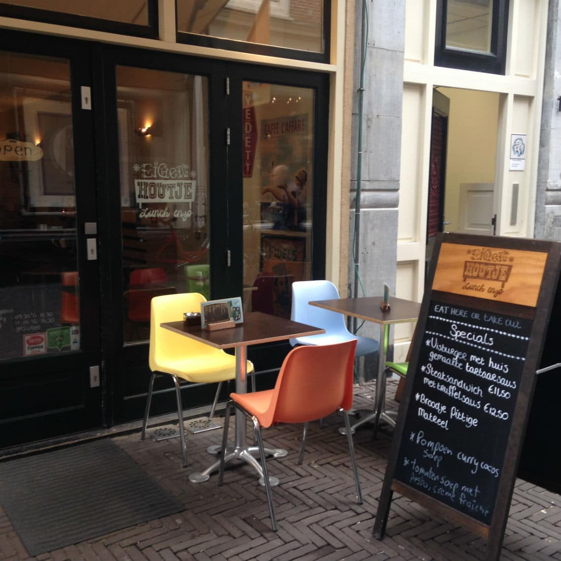 Restaurant: Eigen Houtje - The Hague, the Netherlands