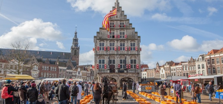 Gouda, The Cheese Capital