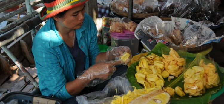 How to Eat: Jackfruit