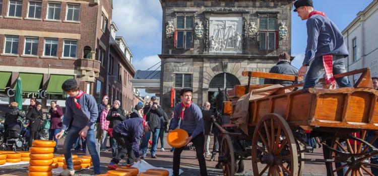 The Gouda Cheese Market