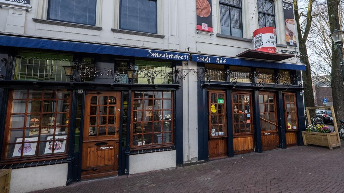 Stroopwafel Bakkerij and Lunchroom, Gouda