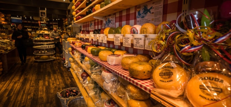 Gouda, Culture, and Cuisine: A Walking Tour