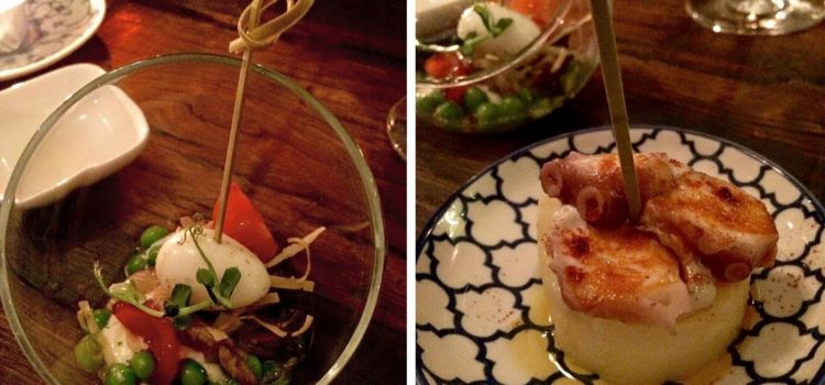 Restaurant: La Basque – The Hague, the Netherlands