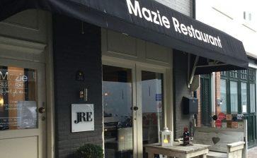 Restaurant: Mazie – The Hague, the Netherlands