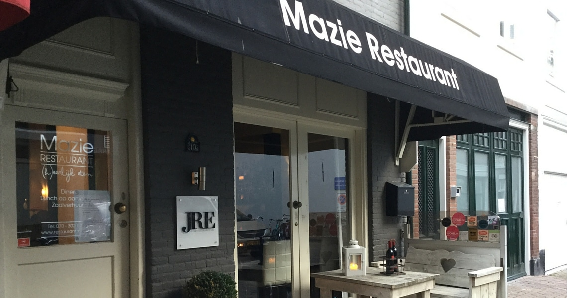 Experience fusion food at its best at Mazie Restaurant. (Photo credit: Christine Cognieux)