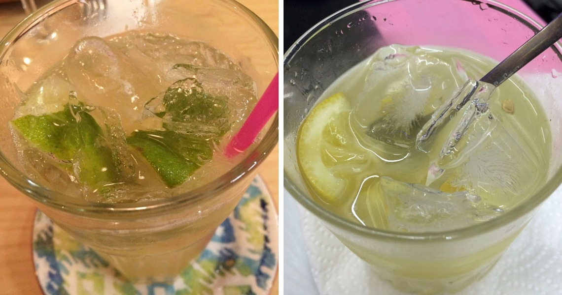 Brazil National cocktail, the Caipirinha is also very popular in Portugal. (Photo credit: Christine Cognieux)