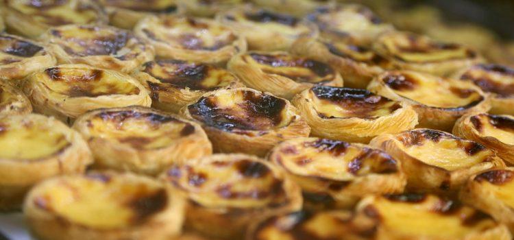 Food Postcard: Pastei de Belem