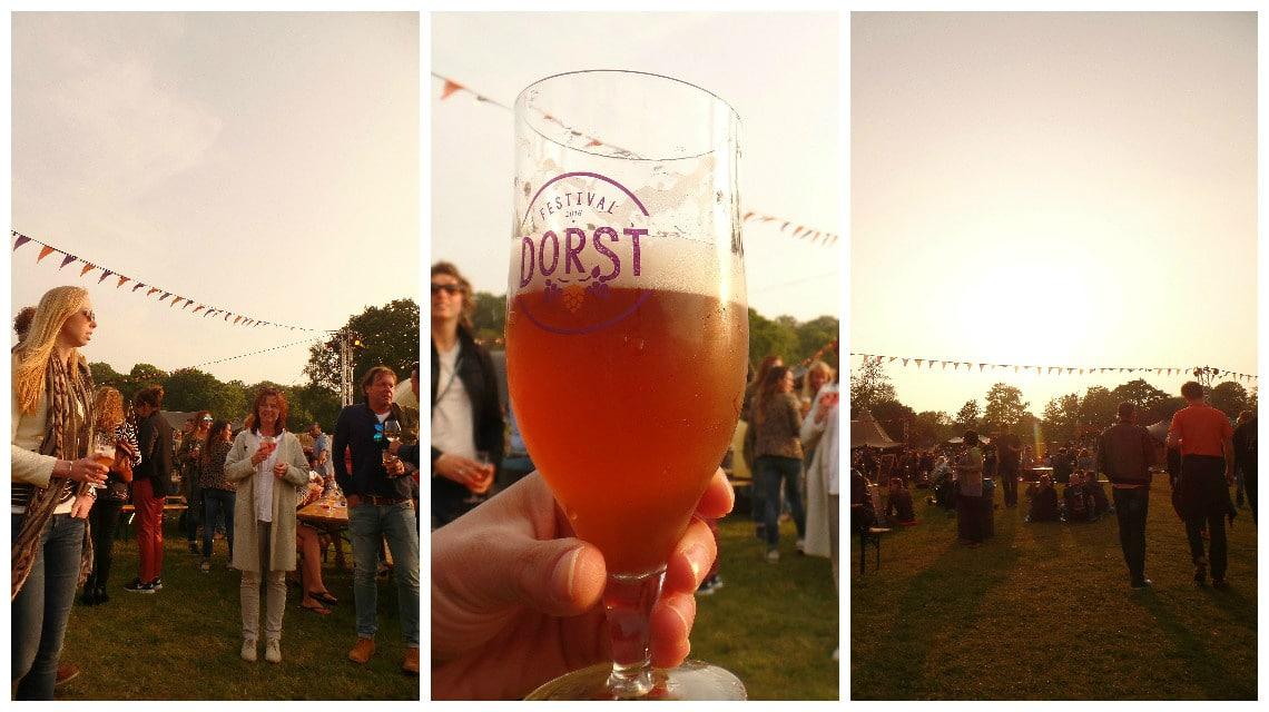 At the DORST Festival