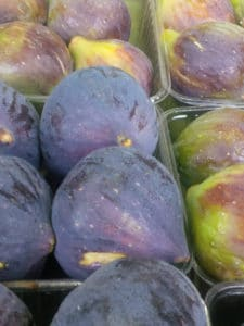 Food Postcard: Summer Fig Story