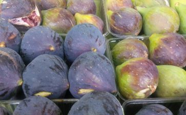Food Postcard: Summer Fig Story