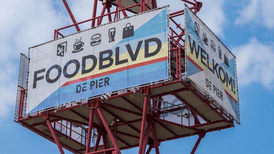 The Food Boulevard