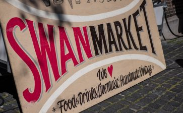 A Visit to the Swan Market