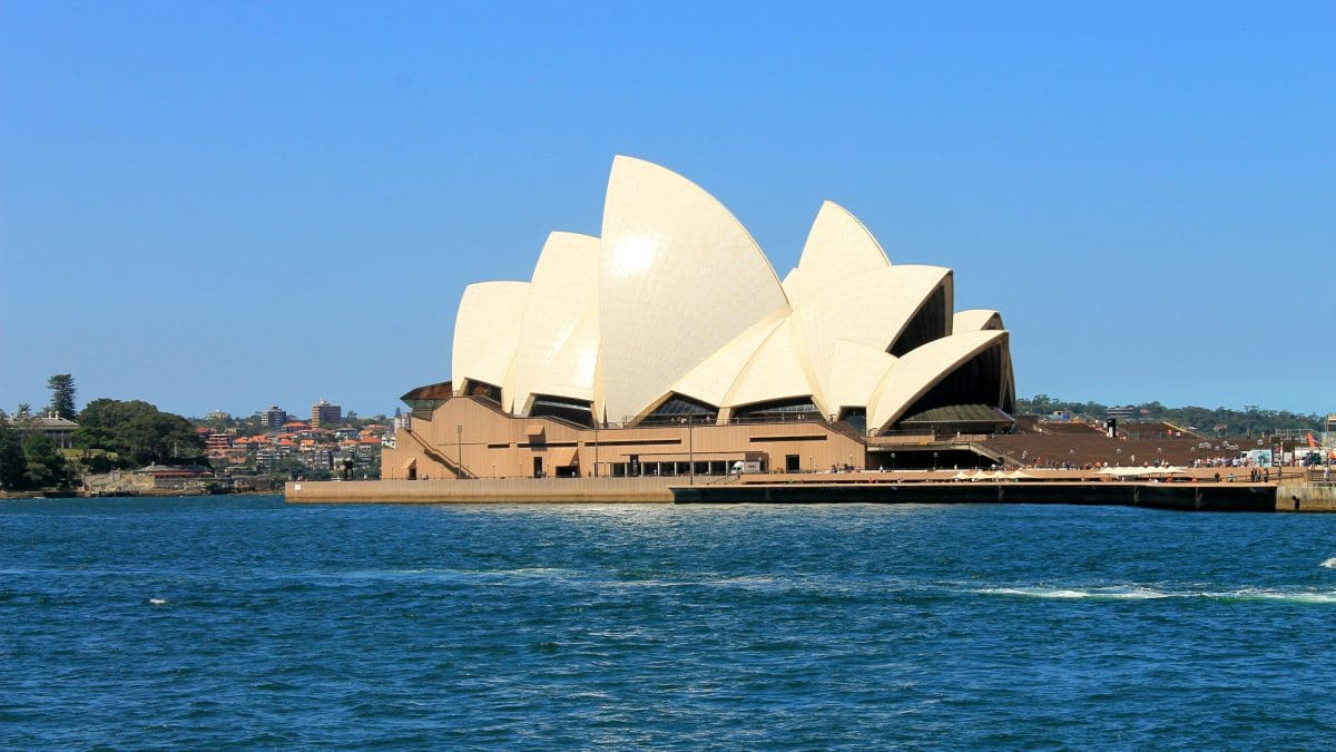 The unique shell shaped Opera House. (Photo Credit: Soraya Lemmens).