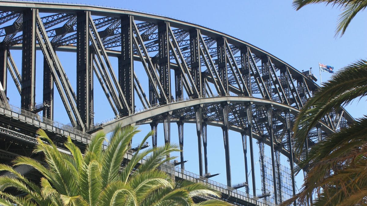 The iconic Harbour Bridge of Sydney. (Photo Credit: Soraya Lemmens)