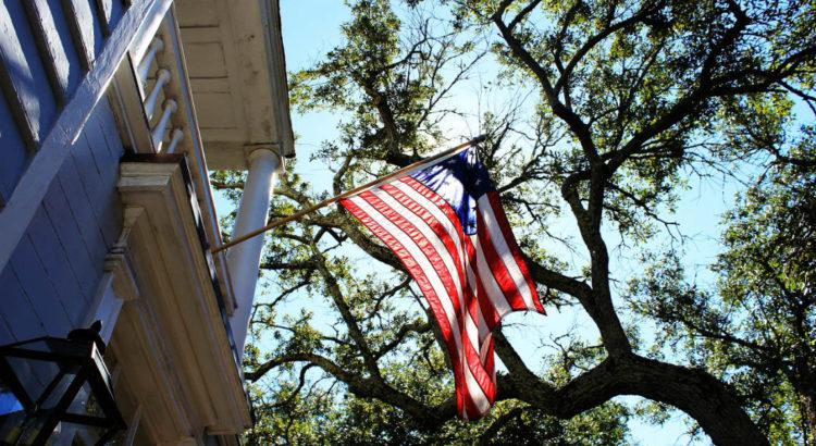 Charleston, the USA