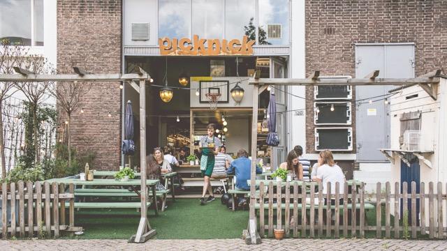 Picknick Rotterdam