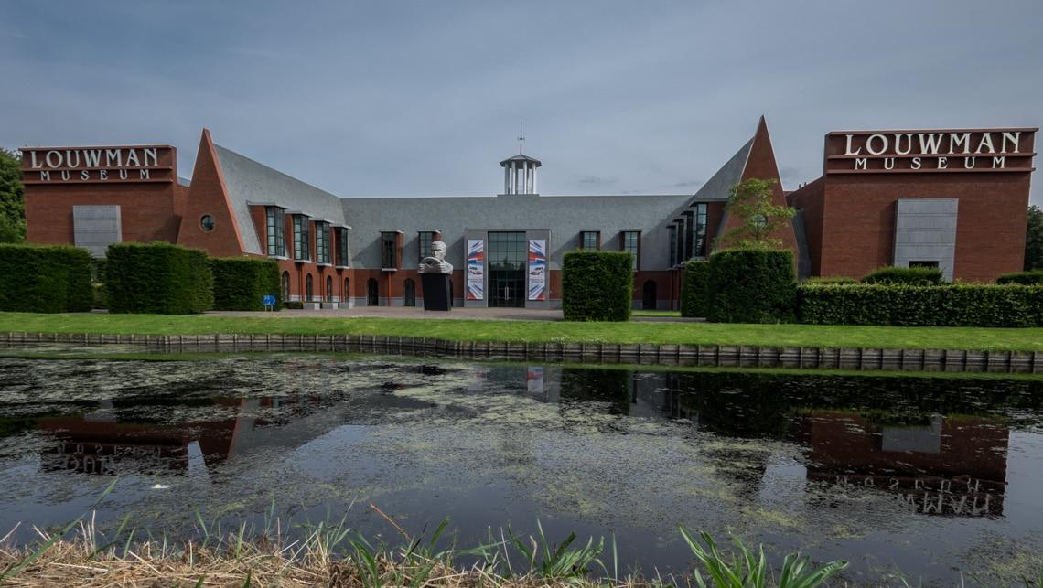 The Impressive Louwman Museum