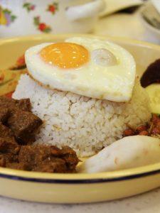 Food Postcard: Rendang