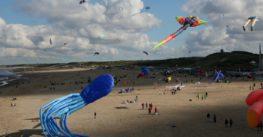 Flying Wonders at the International Kite Festival in Scheveningen