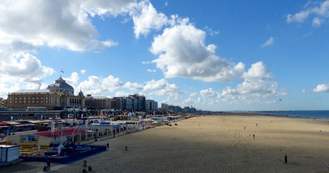 Beach Pavilions in Scheveningen