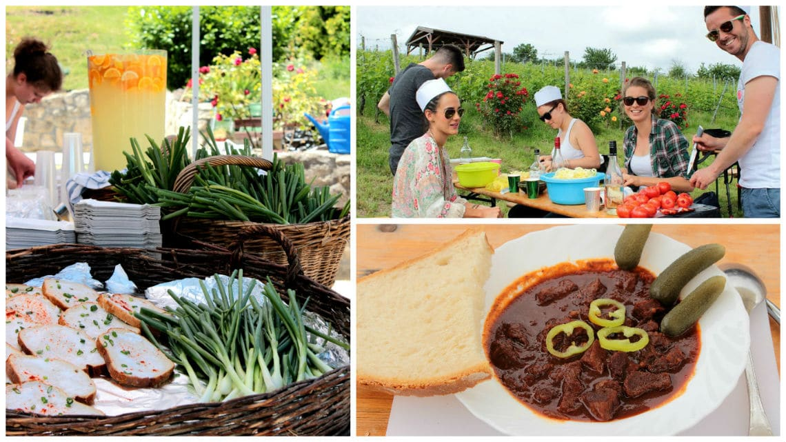 Picnic - Delicious and hearty local food