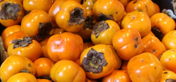 How to Eat: Persimmons