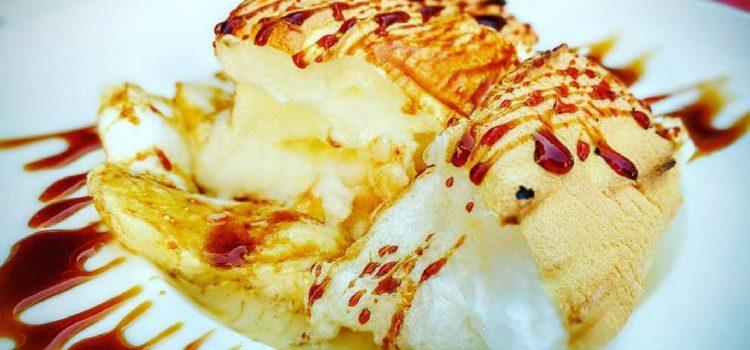 How to Eat: Ile Flottante