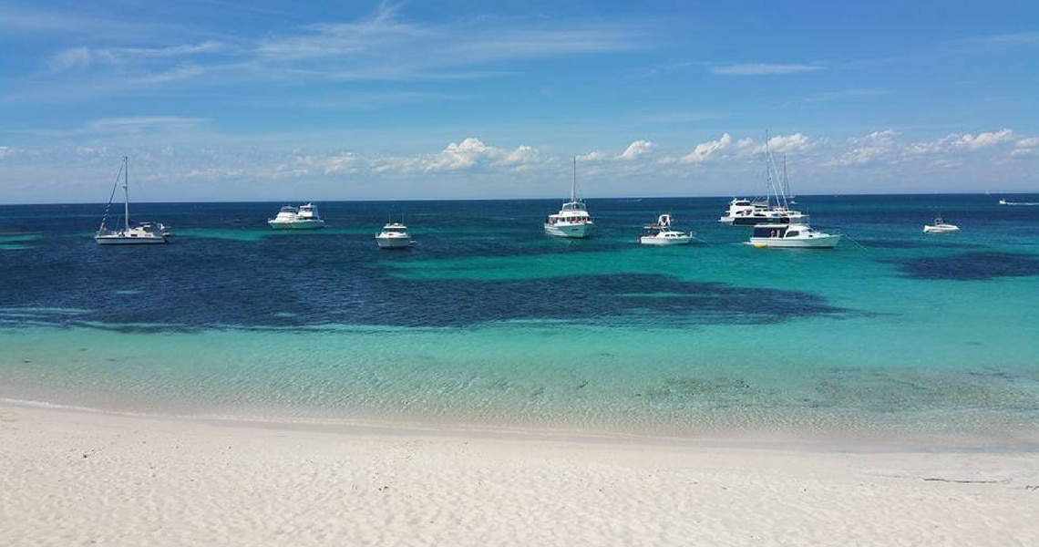 Rottnest Island is a little paradise just off the coast of Perth. (Photo credit: Healthy Fit Traveller)