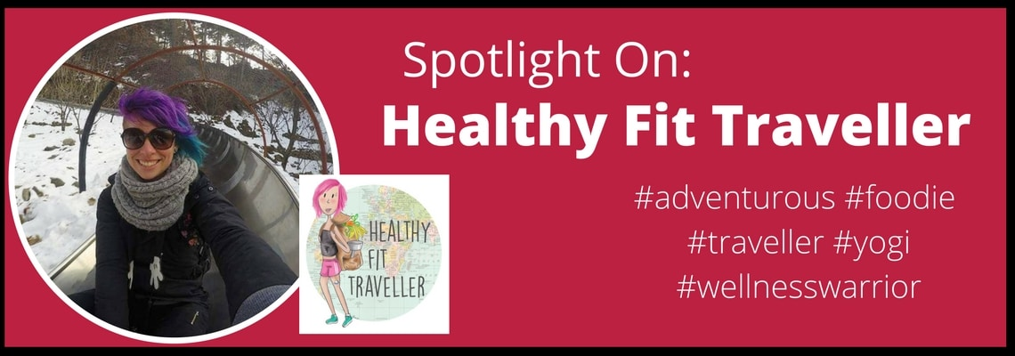 Healthy Fit Traveller