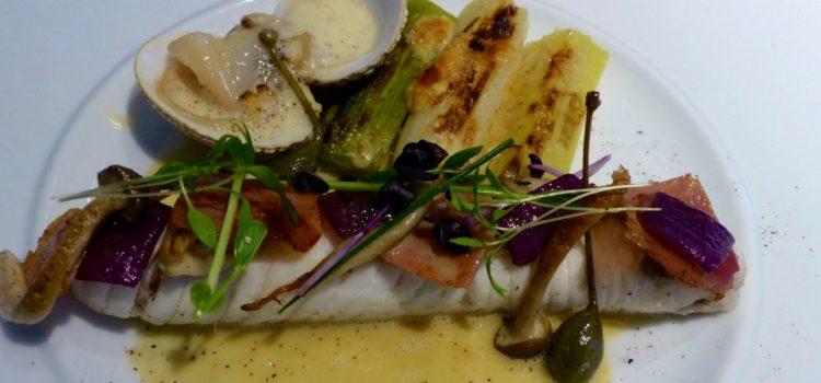 Restaurant: La Croix Blanche, Saint-Brieuc, France