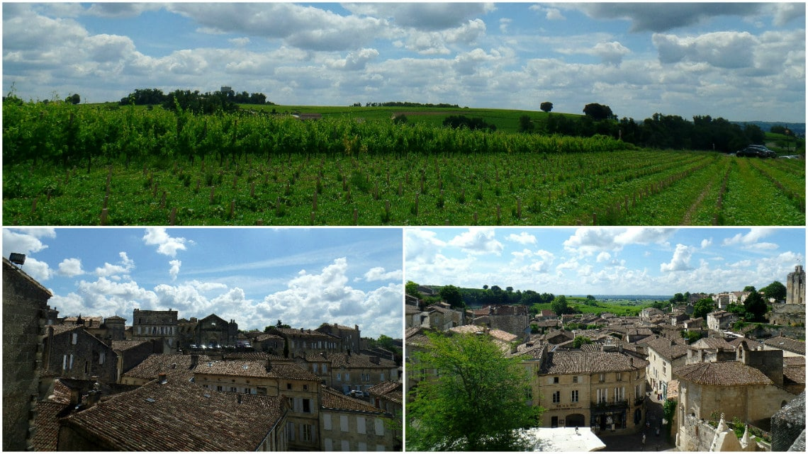 St Emilion Collage 1