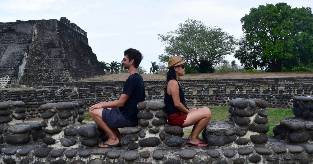 Sheena and Erik are the partners in crime behind DIY Travel HQ. (Photo credit: DIY Travel HQ)