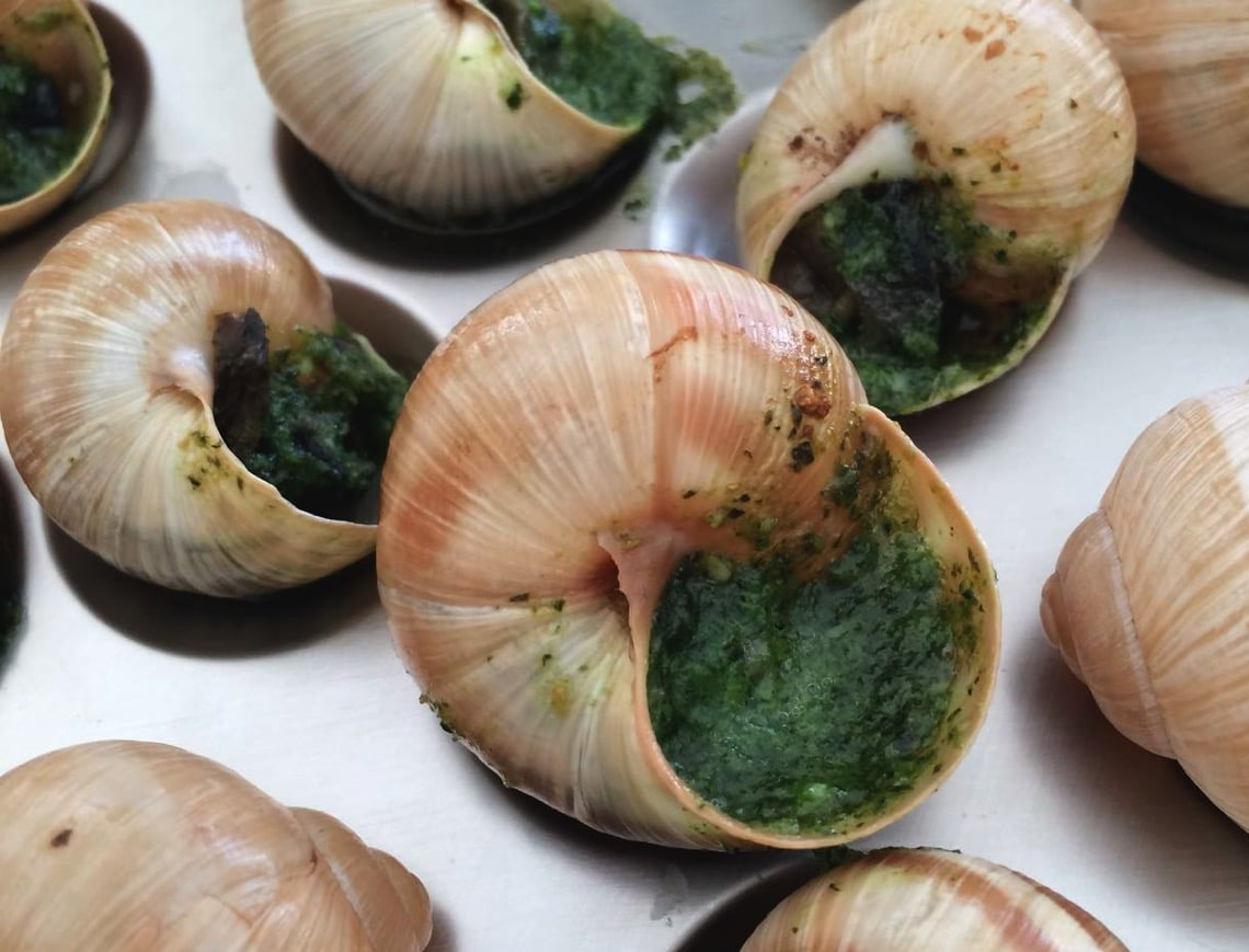 cooked-snails-in-shell-with-green-sauce