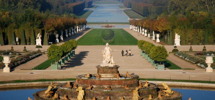 Gems near Versailles